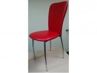 Красный стул Лилия-М - Мебельная фабрика «Собрание»