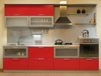 Кухонный гарнитур прямой 45 - Мебельная фабрика «Л-мебель»