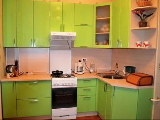 Кухонный гарнитур угловой Оливия - Мебельная фабрика «Анкор»