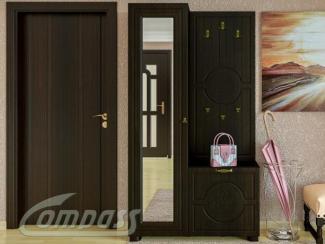 Прихожая МОНБЛАН №5 - Мебельная фабрика «Компасс»