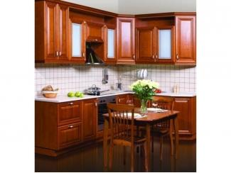 Кухня Луиза испанские черты - Мебельная фабрика «Основа-Мебель», г. Ульяновск