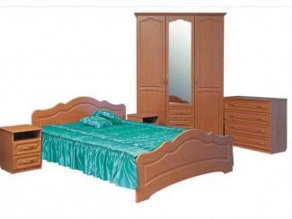 Спальня Ивушка-1 МДФ