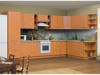Кухонный гарнитур угловой Олимпия М - Мебельная фабрика «РиАл»