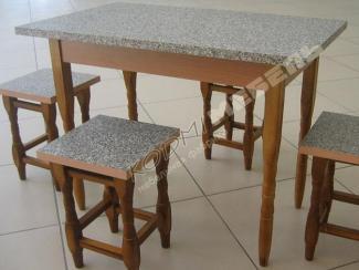 Стол обеденный Гранит