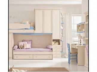 Детская мебель для двоих - Мебельная фабрика «Союз мастеров»