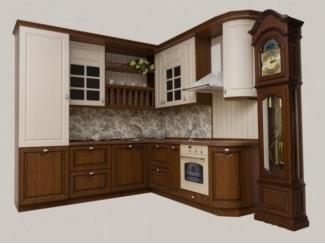 МДФ кухня Пирей - Мебельная фабрика «Массив»
