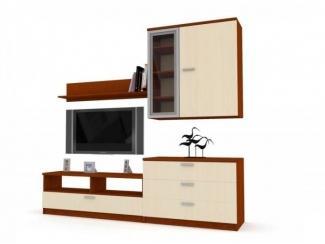 Модульная гостиная Ника 4 - Мебельная фабрика «Гранд-МК»