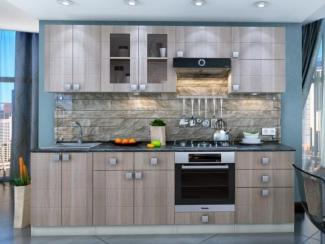Кухня прямая Квадро - Мебельная фабрика «Столлайн»
