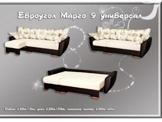 Диван угловой Марго 9 универсал - Мебельная фабрика «Соло»