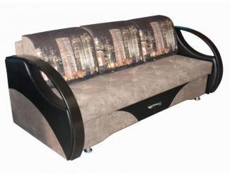 Диван прямой Орион 2 - Мебельная фабрика «Галактика»