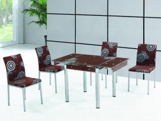 Стол обеденный TB-008/4 - Импортёр мебели «Мебель Глобал (Малайзия, Китай, Тайвань)», г. Краснодар