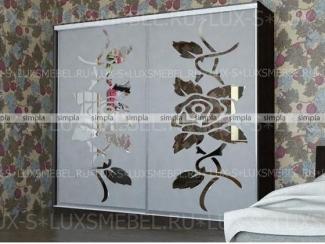 Шкаф-купе 26 - Мебельная фабрика «Люкс-С»
