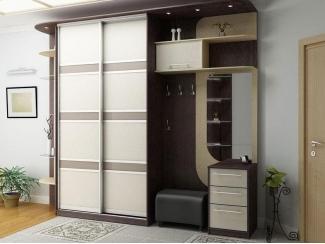 Шкаф-купе в прихожую  - Мебельная фабрика «Мебель СаЛе»