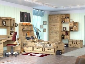Комплект модульной мебели Корсар 3
