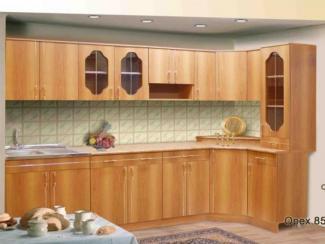 Кухонный гарнитур угловой Орех
