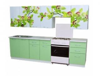 Кухня прямая Утро-5 - Мебельная фабрика «Росвега», г. Ульяновск