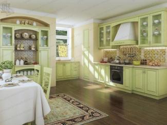 Кухня Мария массив - Мебельная фабрика «АСТ-мебель»