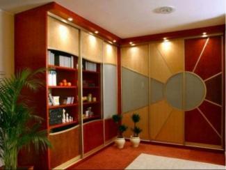 Шкаф-купе угловой 8 - Мебельная фабрика «Гранит»