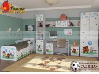 Детская Винни 4 - Мебельная фабрика «Галина»