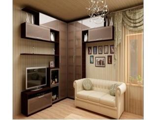 Современная угловая гостиная  - Мебельная фабрика «Перспектива»