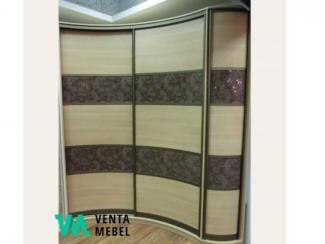 ШКАФ РАДИУСНЫЙ VENTA-0131 - Мебельная фабрика «Вента Мебель»