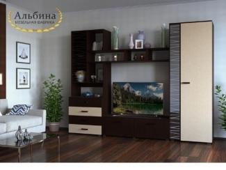 Гостиная Орнелла 1 - Мебельная фабрика «Альбина»