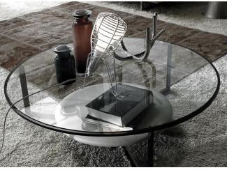 Стол журнальный tribas - Импортёр мебели «Riboni Group (Италия)»