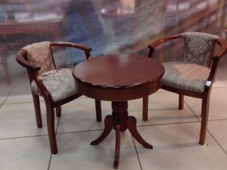 Обеденная группа Близнецы - Импортёр мебели «Эспаньола (Китай)», г. Москва