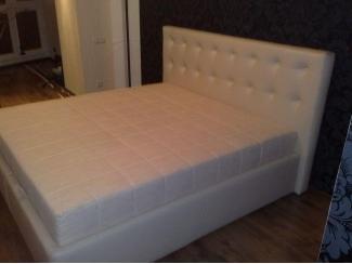 Мягкая кровать Флоренция - Мебельная фабрика «Максимус»