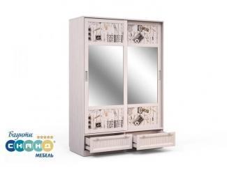 Шкаф-Купе Баунти ШКБ 2-1 - Мебельная фабрика «Сканд-Мебель»