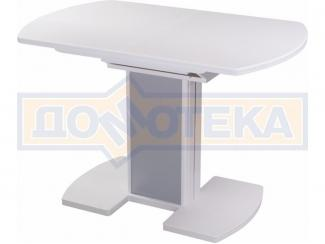 Стол обеденный с ножкой Реал ПР КМ 05 - Мебельная фабрика «Домотека»