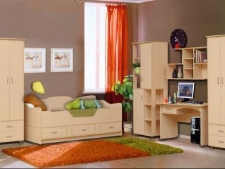 Набор мебели для детской Алиса - Мебельная фабрика «Виктория»