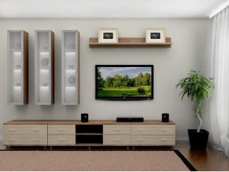 Гостиная в стиле минимализм - Мебельная фабрика «Нижнетагильская мебельная фабрика»