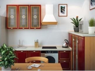 Необычный кухонный гарнитур Люкс 2 - Мебельная фабрика «Аркадия-Мебель»