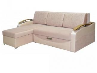 Светлый угловой диван Айвенго  - Мебельная фабрика «Росмебель», г. Боголюбово