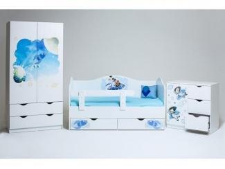 Комплект детской мебели Озорная семейка - Мебельная фабрика «МебельМульт»