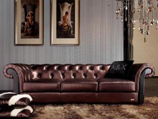 Диван прямой  - Импортёр мебели «Стиль (Armani&Xavira, Италия)»
