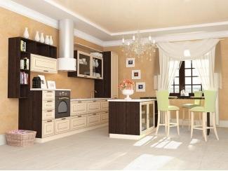 Кухня с ящиками Реджина small - Мебельная фабрика «Cucina»