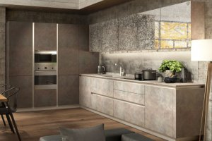 Кухня Лето - Мебельная фабрика «Трио», г. Ульяновск