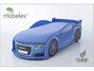 Кровать машина детская Ауди А6   - Мебельная фабрика «МебеЛев», г. Набережные Челны