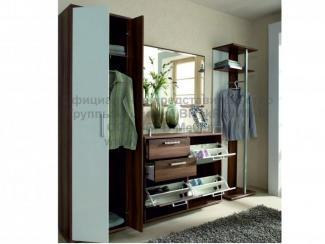 Прихожая прямая Ари - Импортёр мебели «БРВ-Мебель (Black Red White)»