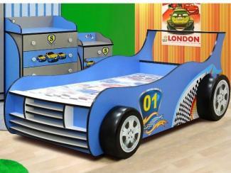 Кровать «Бибика 2» - Мебельная фабрика «Ахтамар»