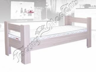 Односпальная кровать Непоседа  - Мебельная фабрика «Гранд-мебель»