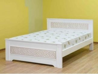 Кровать Анабель 16 патина
