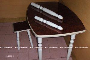 Стол Парабола - Мебельная фабрика «Александрия», г. Ульяновск