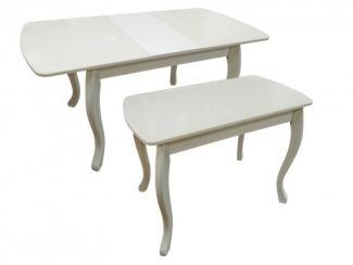 Раздвижной стол Диамант 2 - Мебельная фабрика «Древпром»