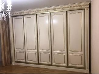 Шкаф купе с классическими дверями - Мебельная фабрика «Таурус»