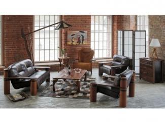 Обеденная группа HACIENDA в стиле лофт - Импортёр мебели «Arredo Carisma (Австралия)»