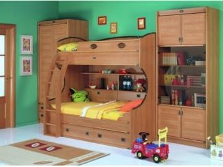 Мебель для детской Флинт  - Мебельная фабрика «Дива мебель», г. Москва