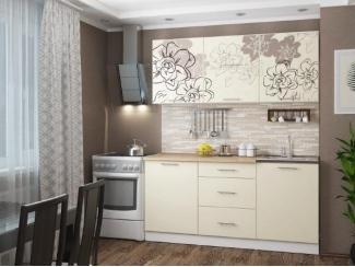 Кухня Бордо ваниль - Мебельная фабрика «Можгинский лесокомбинат»